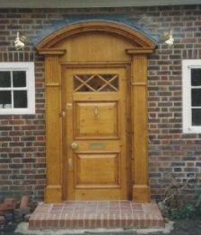 external doors - AA Taylor, Craftsmen Joinery in Brighton & Hove