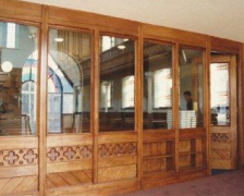 church joinery from AA Taylor, Craftsmen Joinery in Brighton & Hove