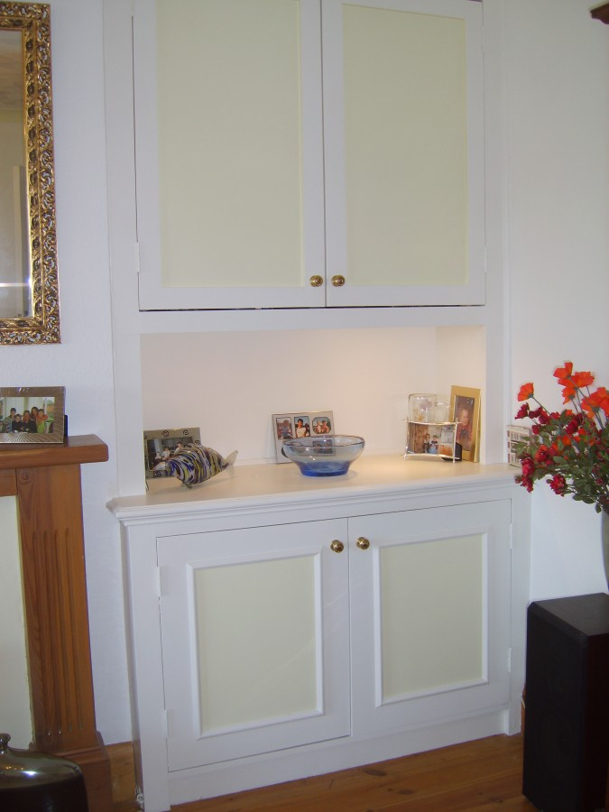 cabinetry from AA Taylor, Craftsmen Joinery in Brighton & Hove