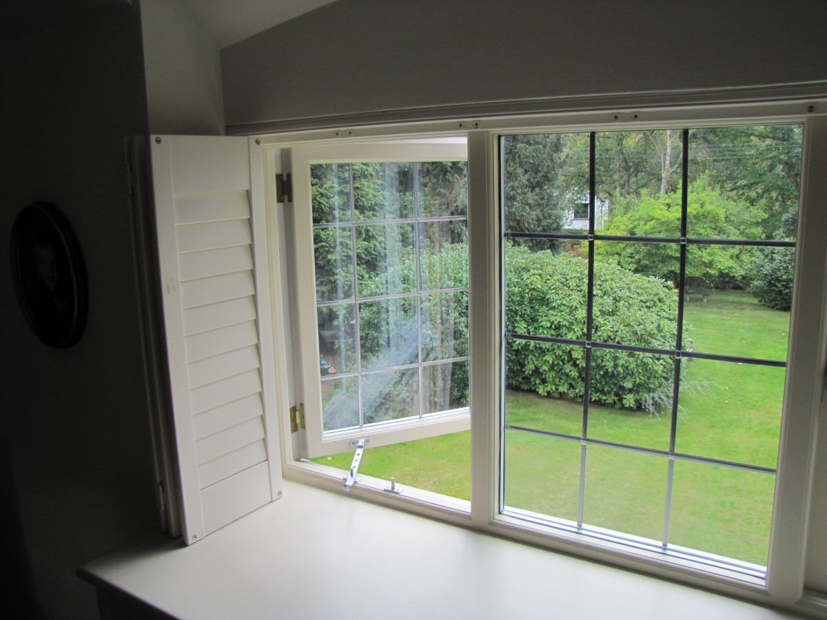 casement windows from AA Taylor, Craftsmen Joinery in Brighton & Hove